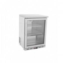 Armoire comptoir vitrée réfrigérée