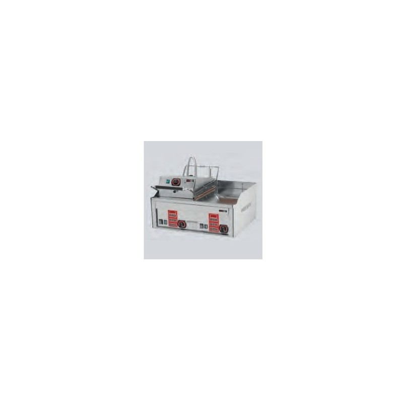 Clam grill 2*230v