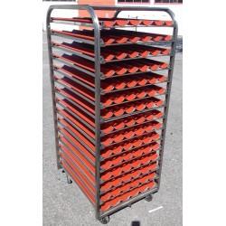 Echelle inox 600*800