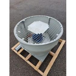 Ventilateur de désenfumage