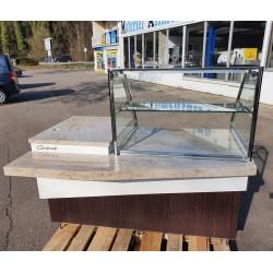Meuble caisse + vitrine sèche